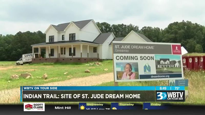 Tickets go on sale Thursday for St. Jude Dream Home giveaway