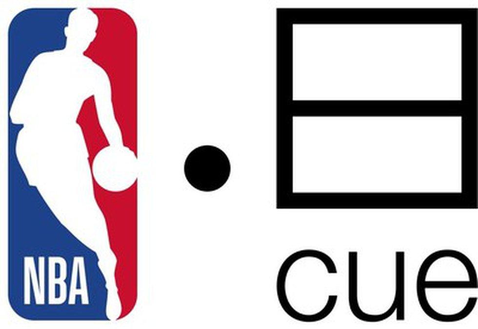 Cue/NBA Logo