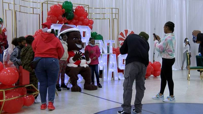 Charlotte native and four-time Grammy-nominated artist DaBaby gifted more than 200 children...