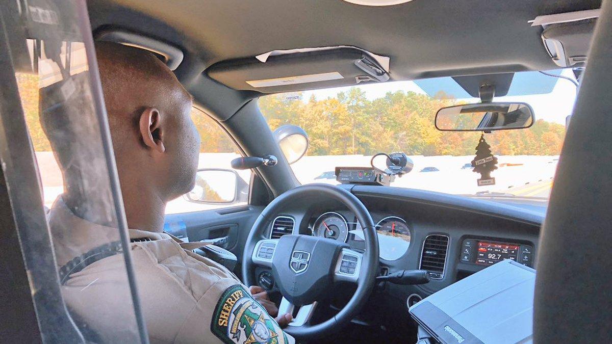 WBTV Rides Along With Deputy Eric Bynum