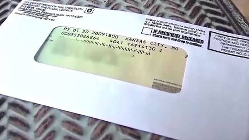 New round of stimulus checks, avoid being scammed