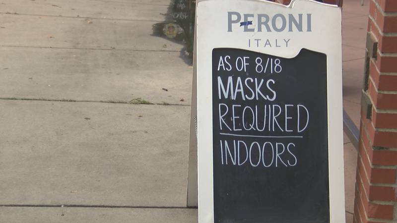 """Some Charlotte businesses refuse mask mandate, others say it's not their job to be """"police"""""""
