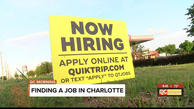 Finding a Job in Charlotte