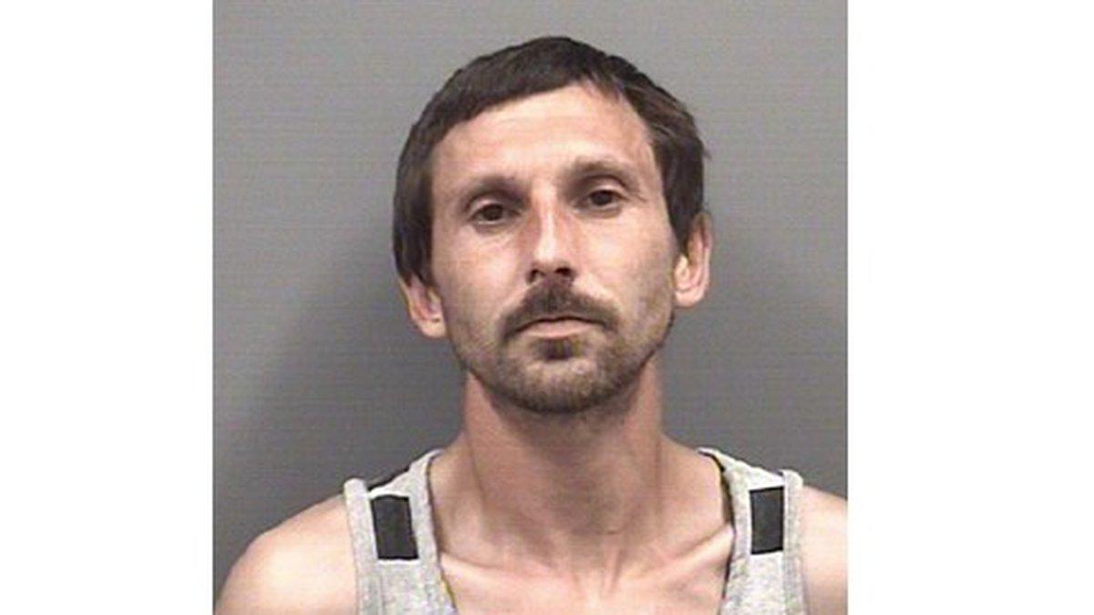 Matthew William Cokeley is being held under $25,000 bond.