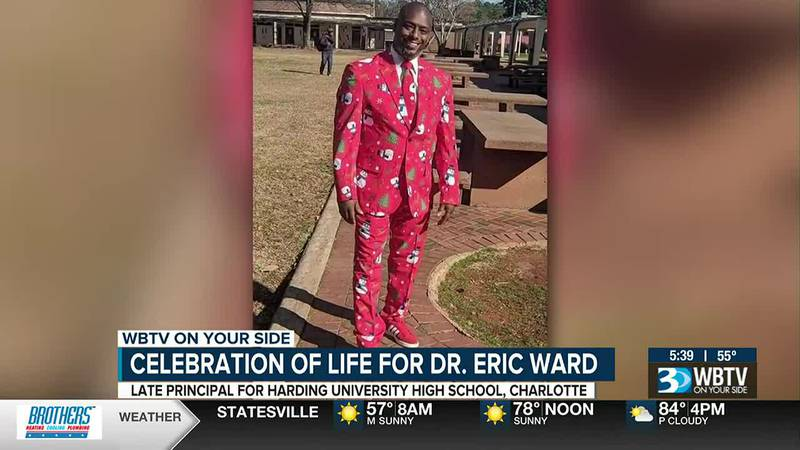 Celebration of life taking place Tuesday for CMS principal