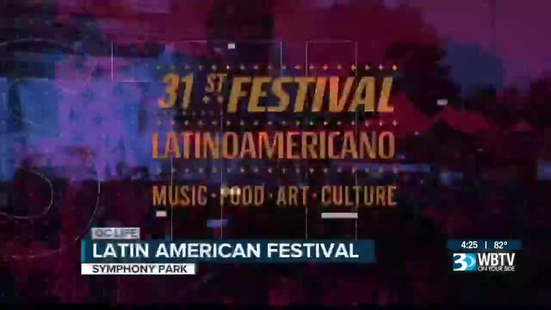 This weekend near me: The Latin American Festival and more