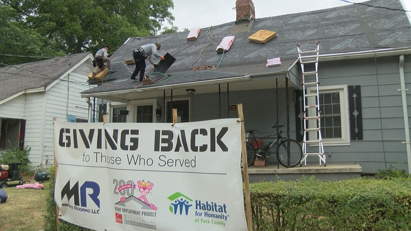 Owens Corning Roof Deployment is a program that provides new roofs to veterans.