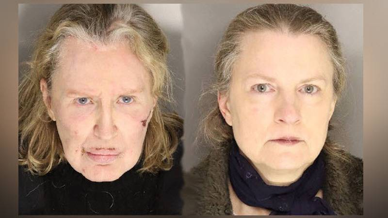 Steppes Stagvelt Starwolf, 63, and Stevie Jenna Starwolf, 53, were arrested and charged with...