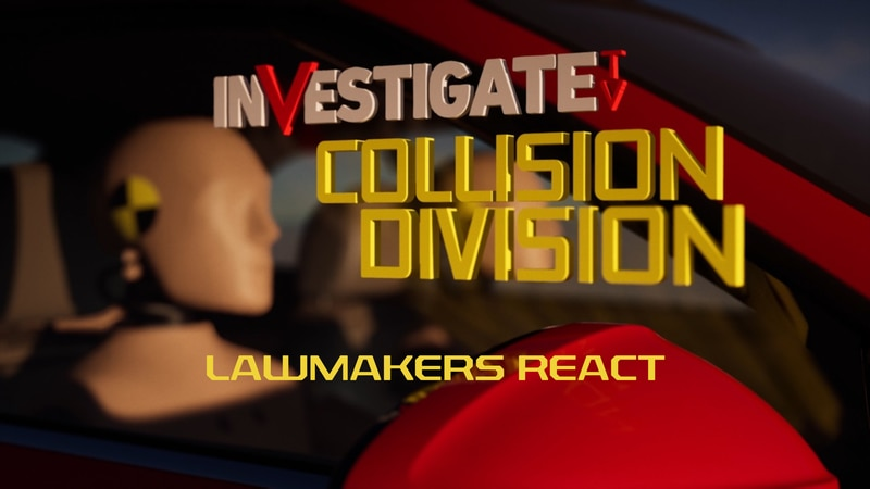 Bills in both the U.S. House and Senate look to update crash test dummies and testing...