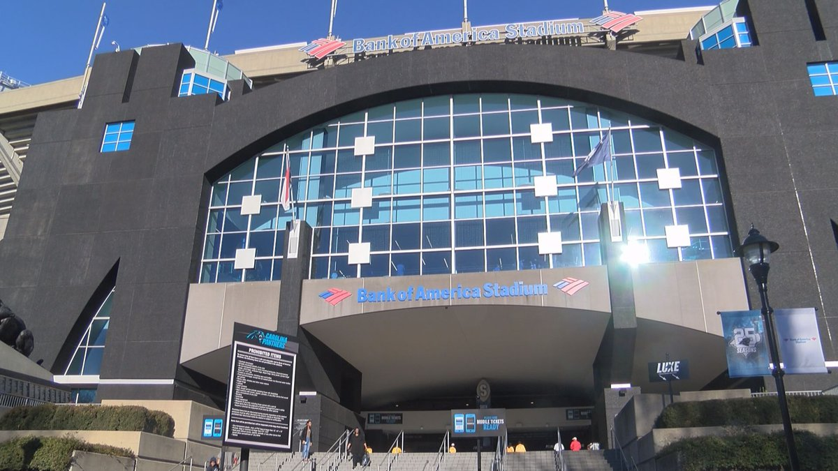 CMPD is investigating two reported incidents of pickpocketing at Bank of America Stadium.