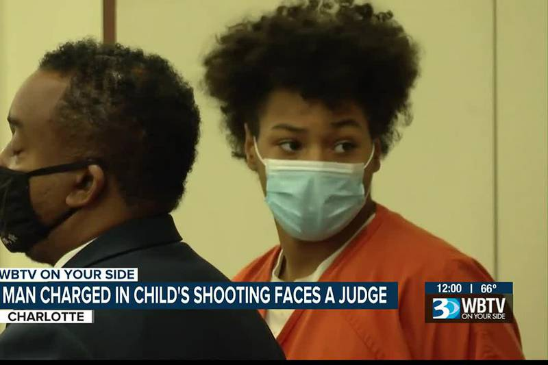 Qua'tonio Stephens, left, appeared with his attorney during his first court appearance Thursday...