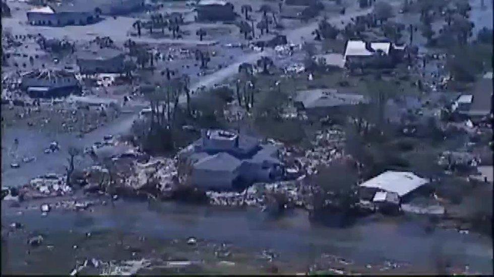 32 years ago, Hurricane Hugo ravished Carolinas