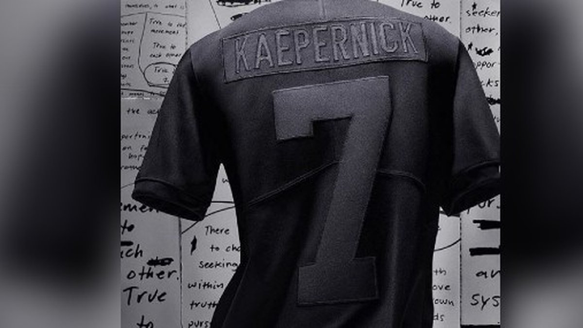 Nike released a new Colin Kaepernick jersey marking four years ...