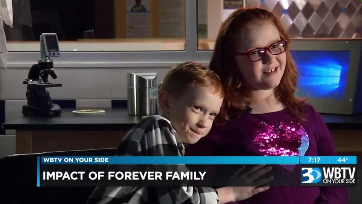 Impact of Forever Family