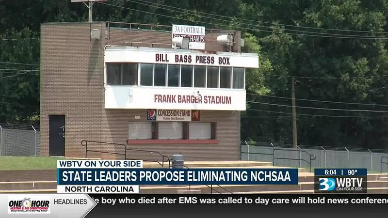 NCHSAA responds to proposed major NC high school athletics oversight overhaul