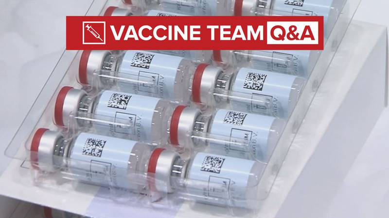 VACCINE TEAM: Should cancel my Johnson & Johnson vaccination appointment?