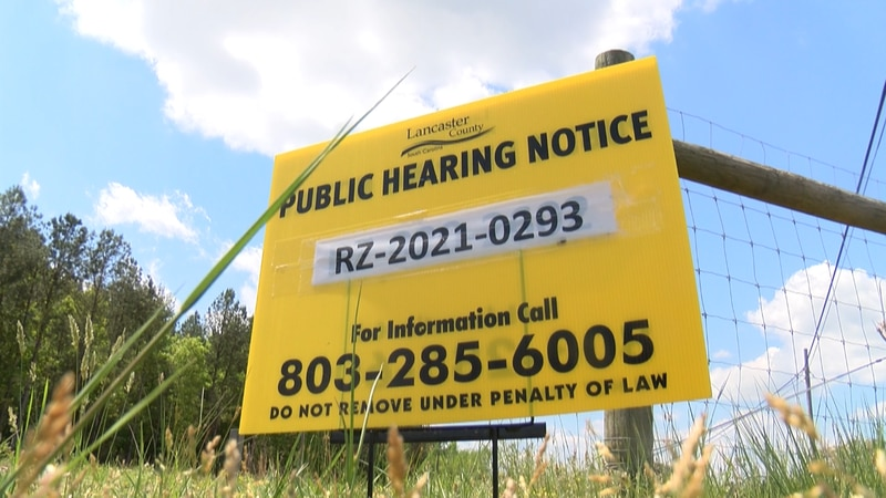 The meeting for the rezone request takes place Tuesday, April 20th.
