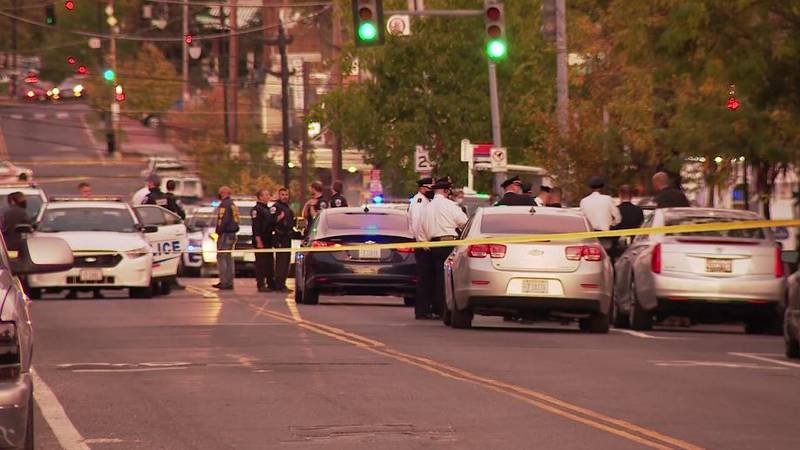 A Washington, D.C., police officer was injured after a fleeing driver took off with him in the...