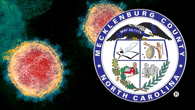 Mecklenburg County has declared a state of emergency