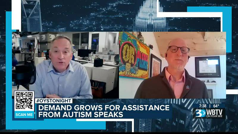 Autism Speaks: Connecting a family with child on the 'spectrum' to information and resources