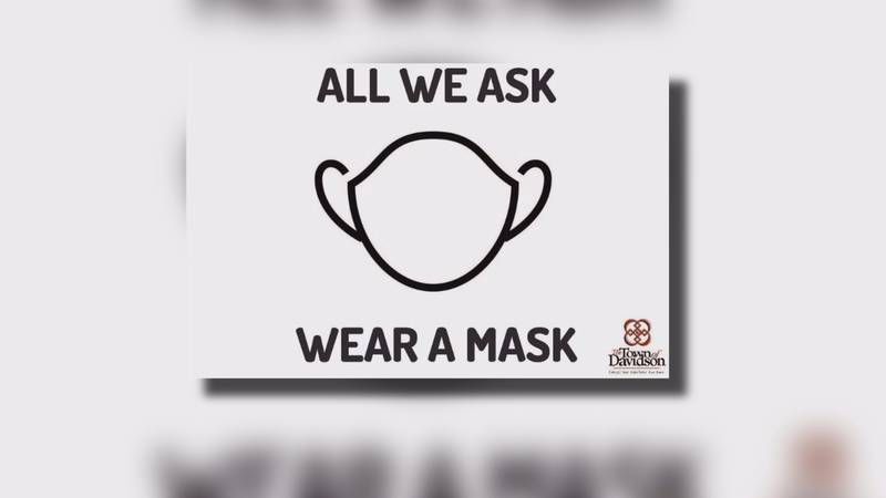 Should face masks be required whenever you leave the house and go out in public? Commissioners...