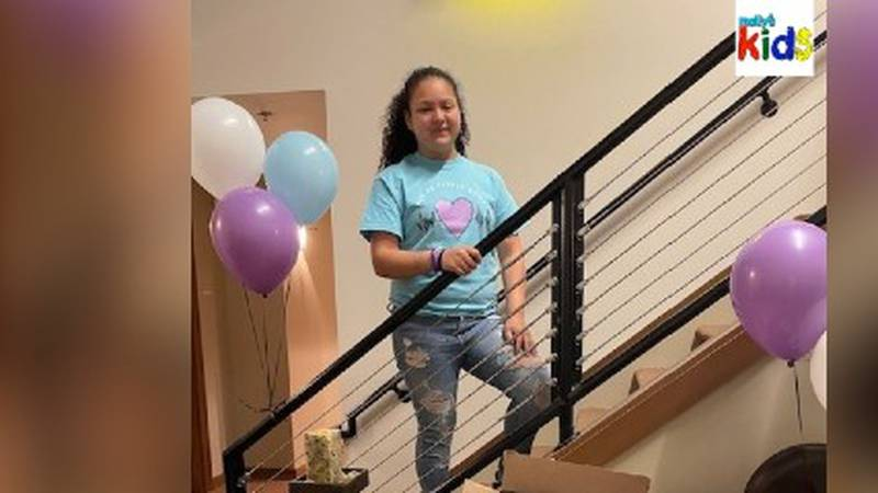 Molly's Kids: Mia Avellan still doing good acts, over two years later