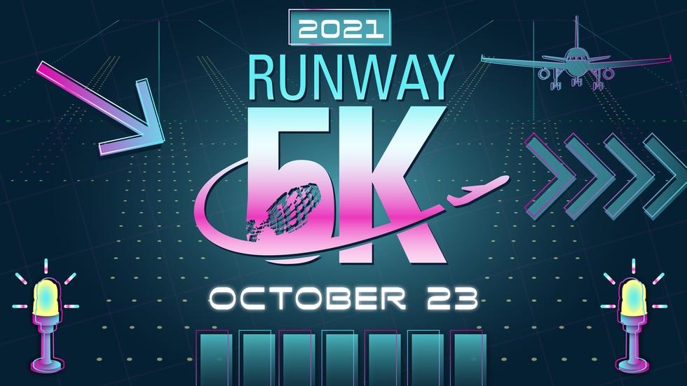 Runway 5K Set for Saturday, Oct. 23
