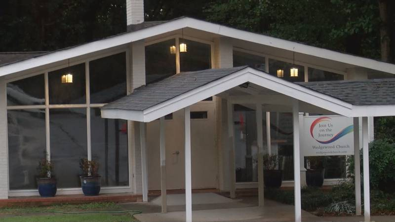 Wedgewood Church in south Charlotte is still bringing its congregation together in a virtual...