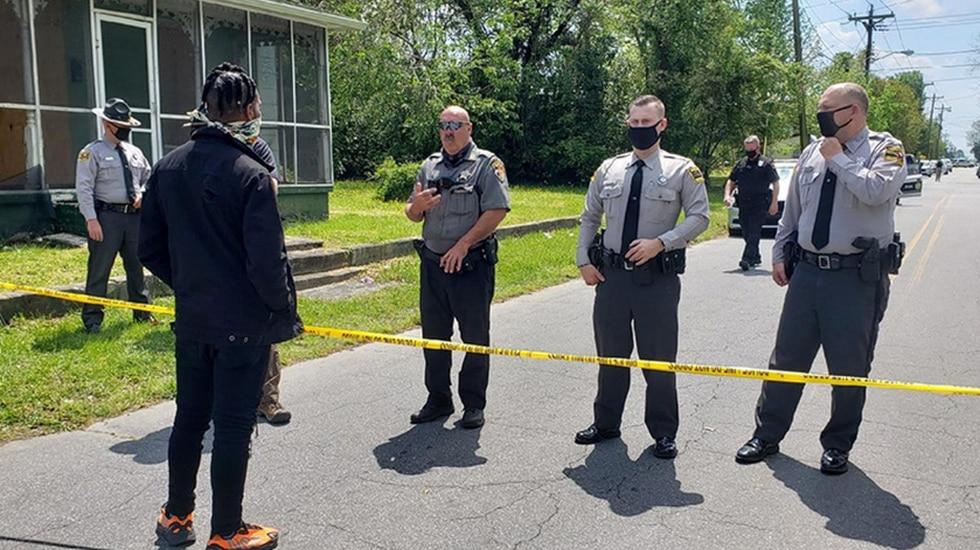 Man killed by Pasquotank Co. deputy identified