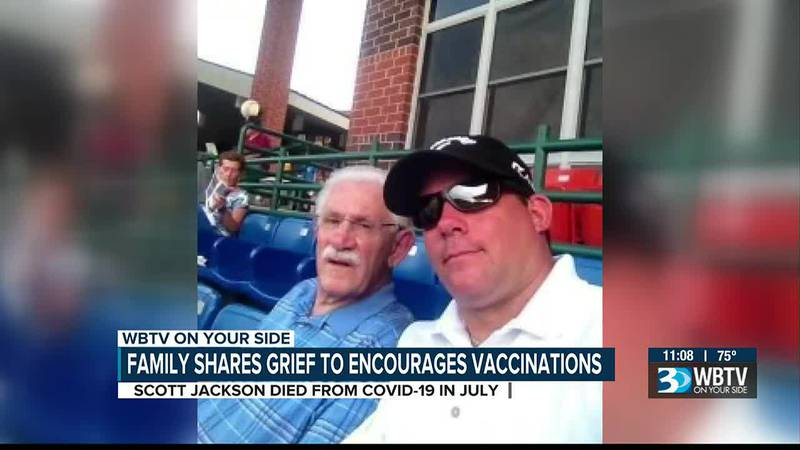 Family shares grief to encourage vaccinations