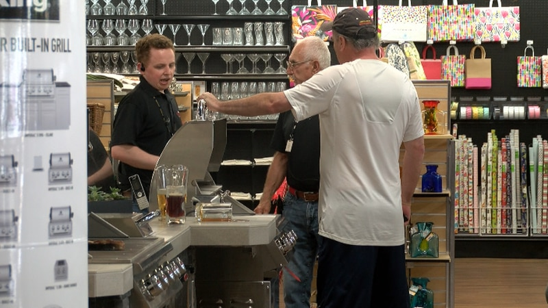 The co-owner of Black Hawk Hardware says they raised the wage and offer a good company culture.