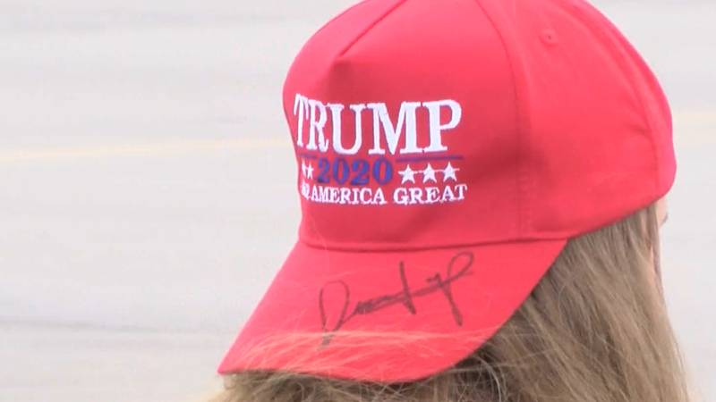 """SBI called in after allegations that """"hand-signed"""" Trump hats sold at political fundraiser were..."""