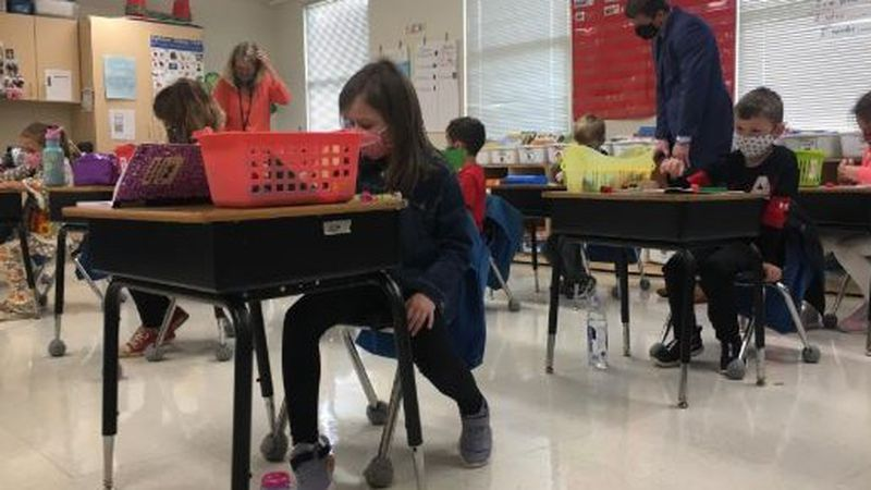 A shift to Plan A for Union County Public School's elementary students means more students back...