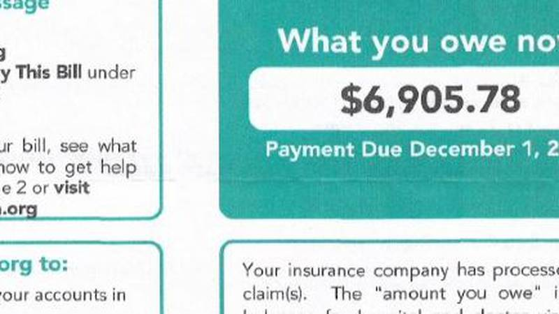 Couple fights $6,000 bill, thought medical procedure was covered by insurance