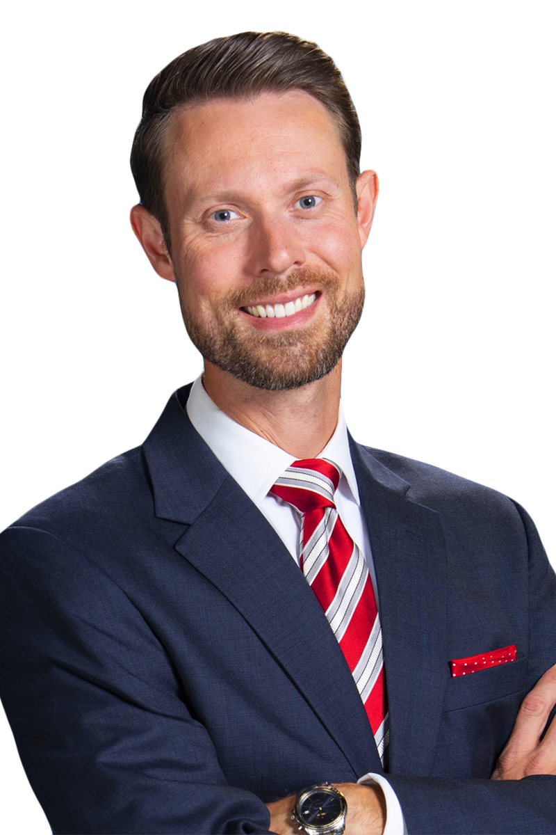 Headshot of Jason Myers, Meteorologist
