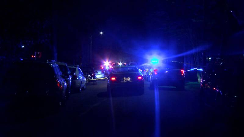 CMPD is investigating a homicide after a man was found shot and killed on Vanderbrook Road late...