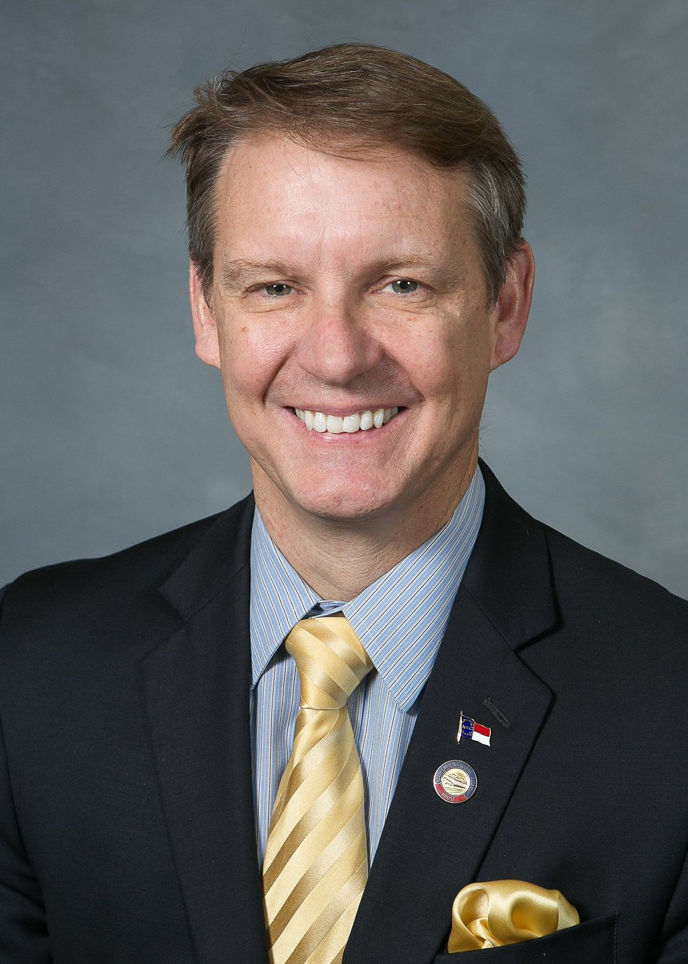Mike Hager (Source: NC General Assembly)