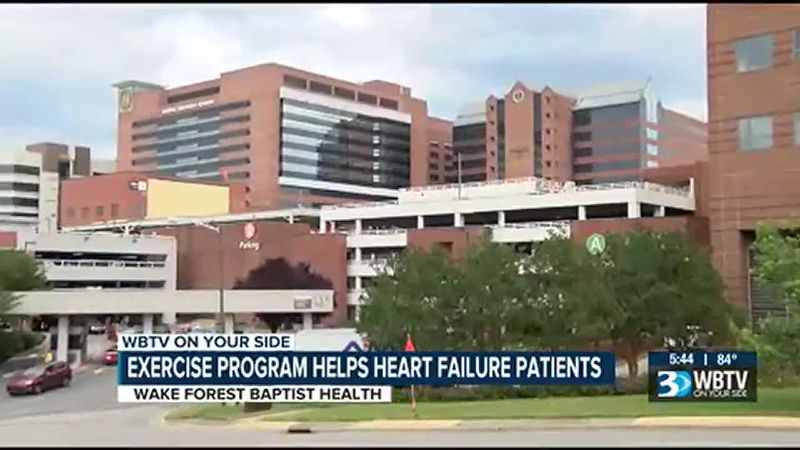 Researchers at Wake Forest University School of Medicine are studying how a customized...