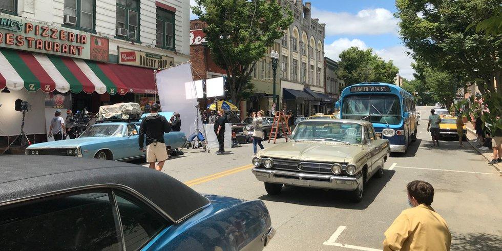 A-list celebs Rachel McAdams, Kathy Bates in Concord, Charlotte area to film new movie
