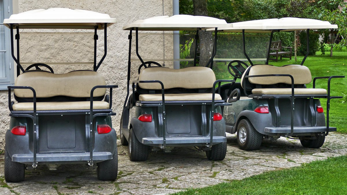 Golf carts are now allowed on any Gautier street or road where the posted speed limit does not...