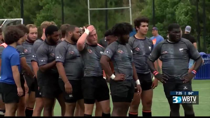 Three Charlotte youth rugby teams ranked first in the United States