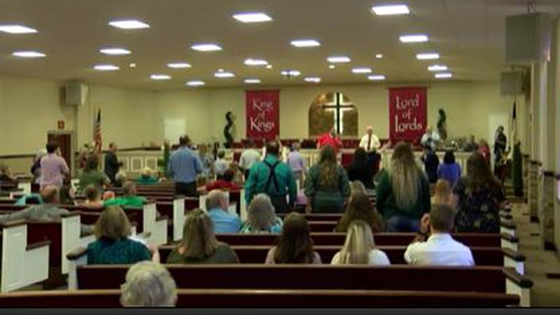Some local churches resume indoor services after judge lifted NC governor's restriction