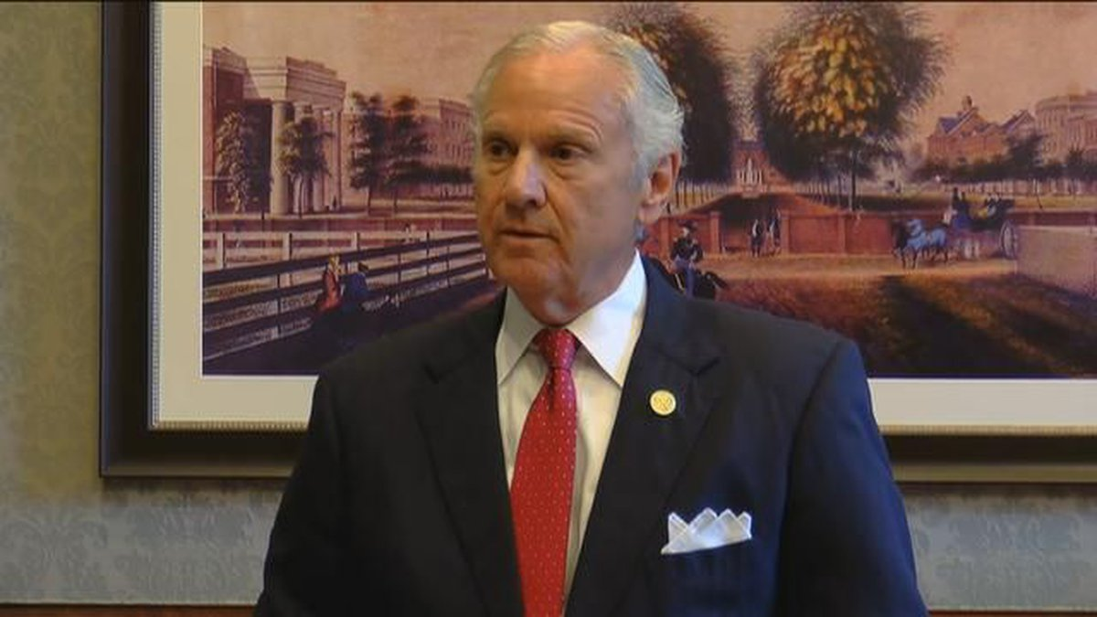 Four South Carolina residents are suing Gov. Henry McMaster and the head of the state's...