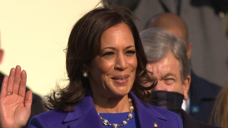 First female vice president