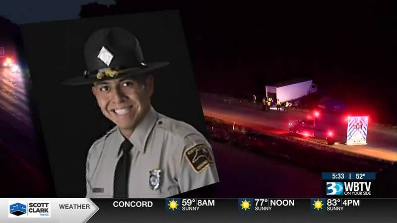 N.C. trooper to return to duty 15 months after seriously injured by car while working deadly...
