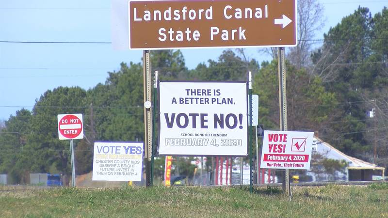 Just two years after voters in Chester County narrowly struck down a $38 million bond...