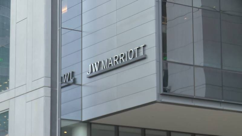 The general manager of the new JW Marriott hotel still looking for employees as number of...