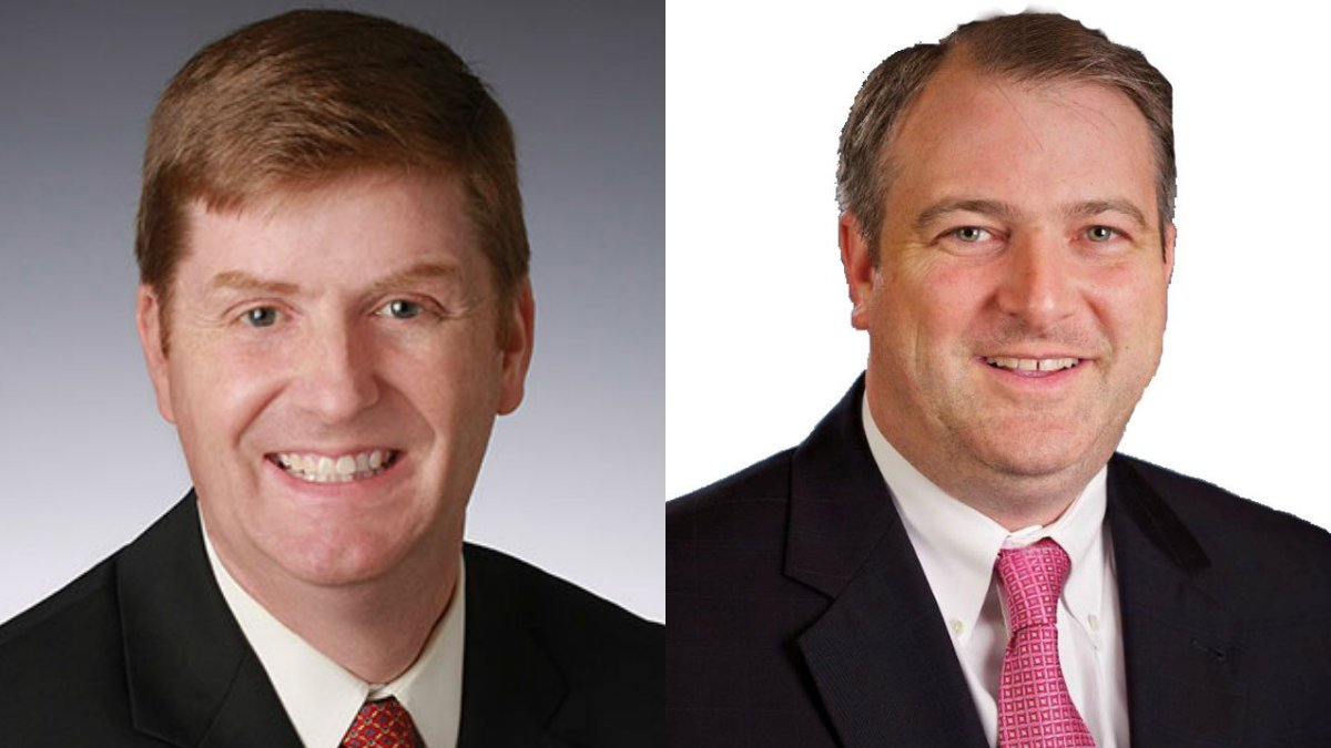 Two local politicians announced Sunday that they will not be entering the race for the house...