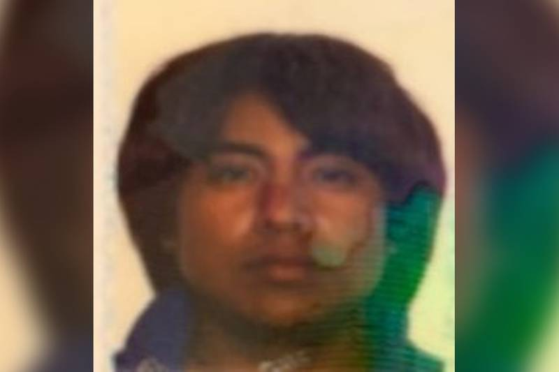 Alex Funes Martinez Mugshot
