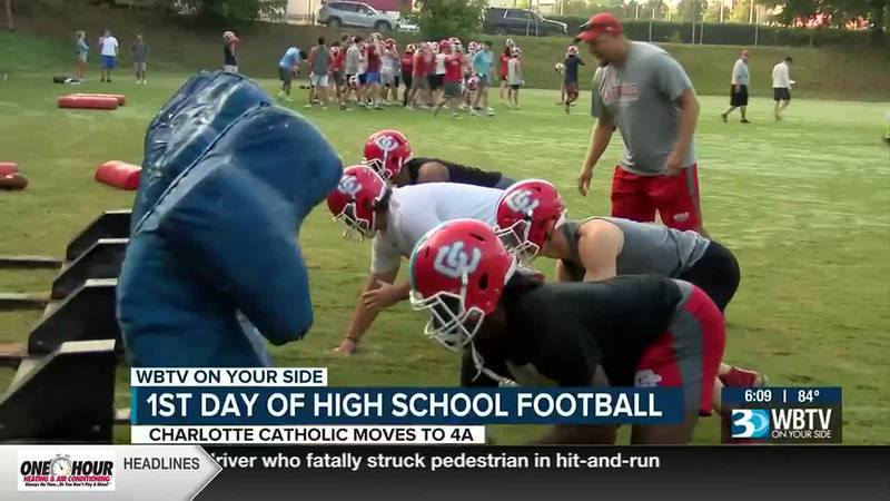 Fall high school football returns to North Carolina, but it will bring some big challenges to...